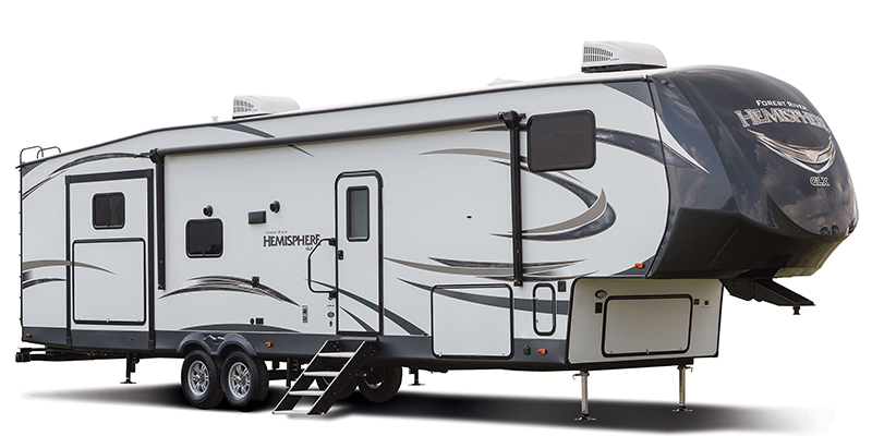 Salem Hemisphere GLX 372RD at Youngblood Powersports RV Sales and Service