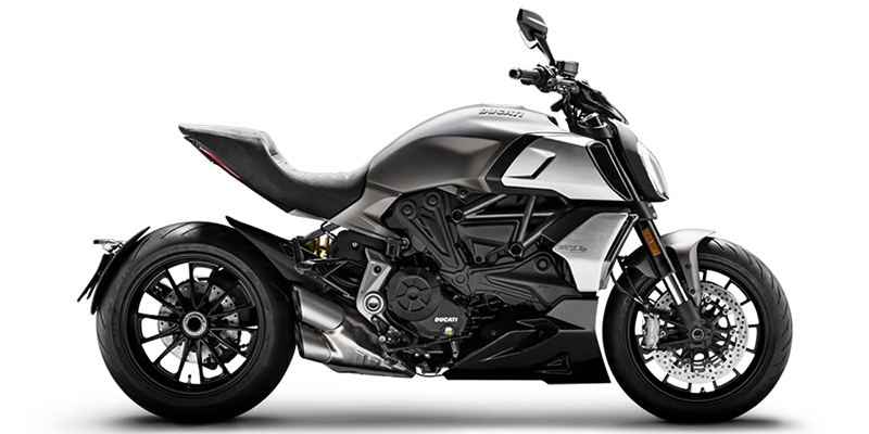 Diavel 1260 at Frontline Eurosports