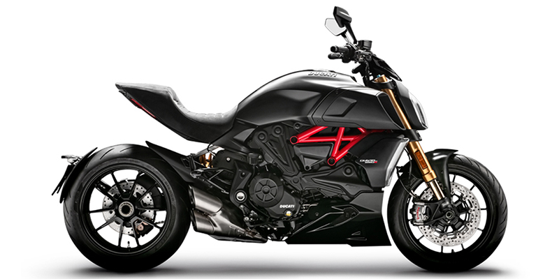 Diavel 1260 S at Frontline Eurosports
