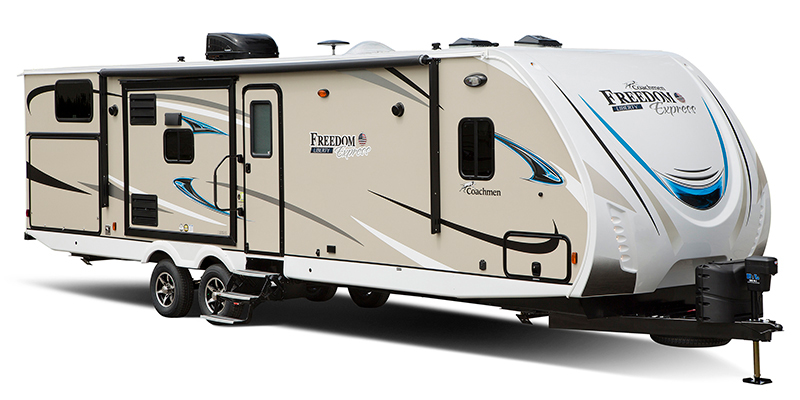 Freedom Express Liberty Edition 324RLDSLE at Campers RV Center, Shreveport, LA 71129