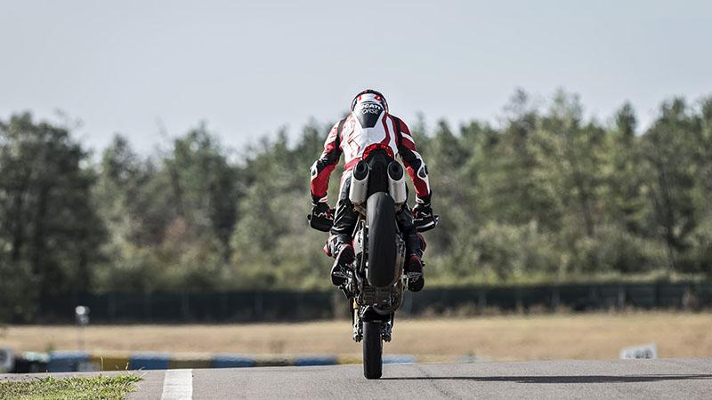 2019 Ducati Hypermotard 950 SP at Frontline Eurosports