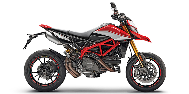 Hypermotard 950 SP at Frontline Eurosports
