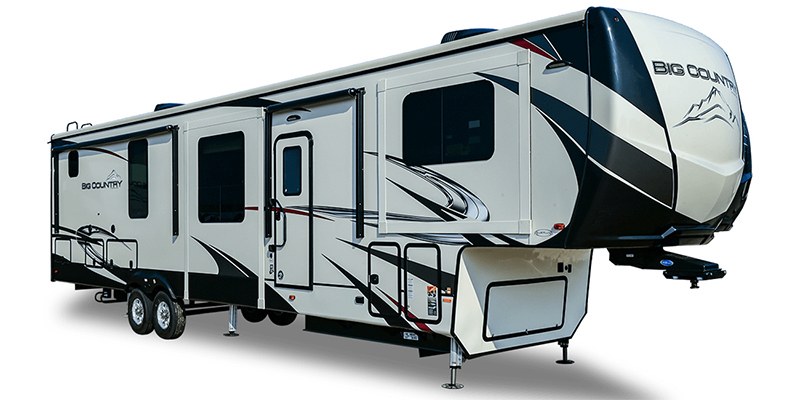 Big Country BC 3806 RKD at Youngblood Powersports RV Sales and Service