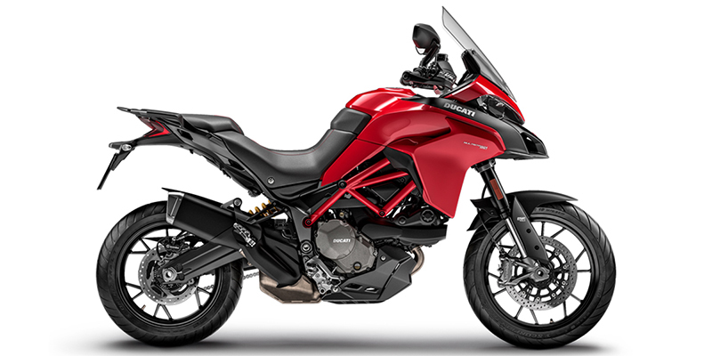 Multistrada 950 at Frontline Eurosports