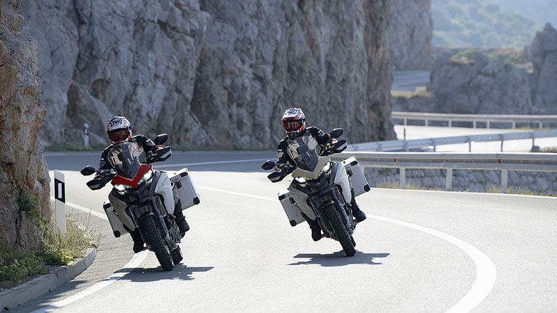 2019 Ducati Multistrada 1260 Enduro at Frontline Eurosports