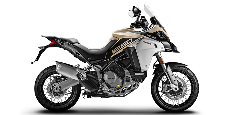 Multistrada 1260 Enduro at Frontline Eurosports