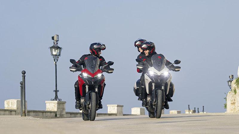 2019 Ducati Multistrada 950 S Spoked Wheels at Frontline Eurosports