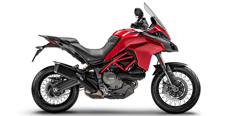 Multistrada 950 S Spoked Wheels at Frontline Eurosports