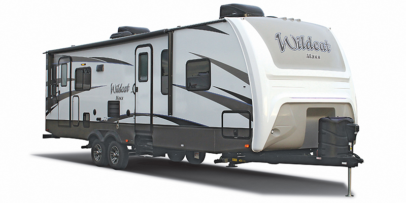 Wildcat Maxx 32TSX at Youngblood Powersports RV Sales and Service
