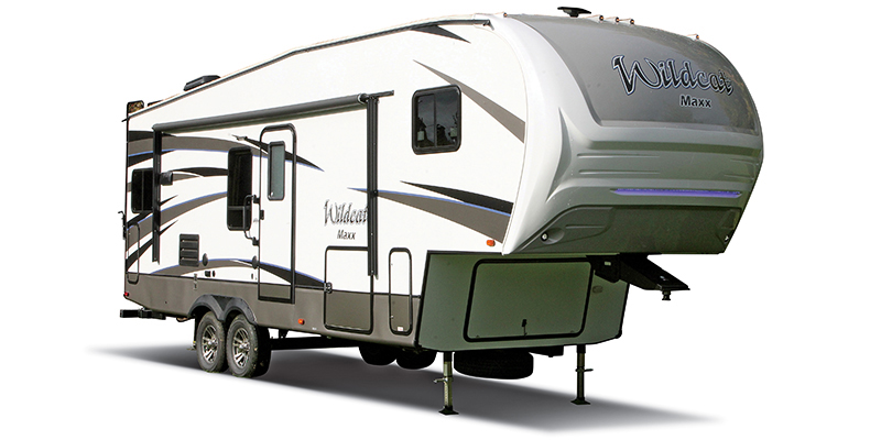 Wildcat Maxx 285RKX at Youngblood Powersports RV Sales and Service