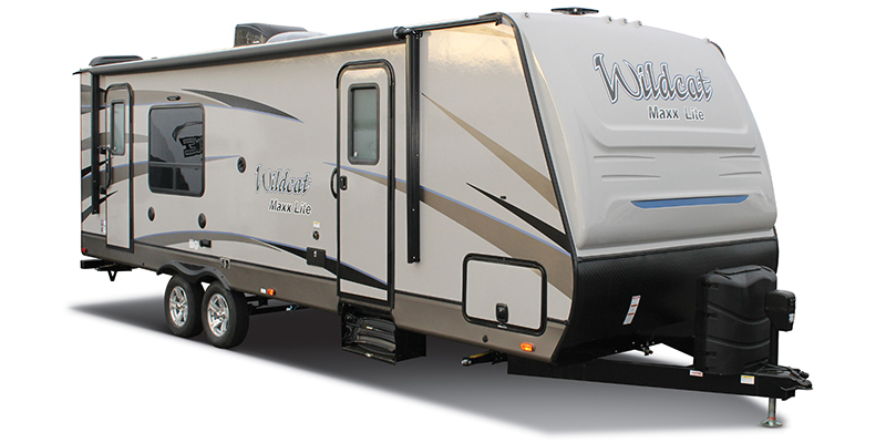 Wildcat Maxx Lite 245RGX at Youngblood Powersports RV Sales and Service