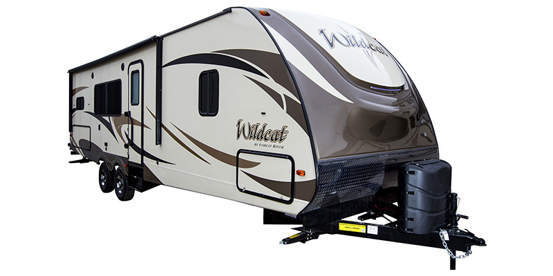 Wildcat 322RLI at Youngblood Powersports RV Sales and Service