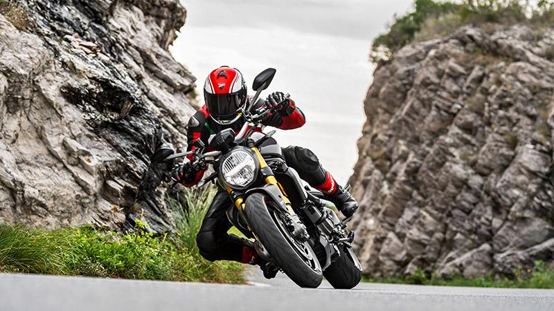 2019 Ducati Monster 1200 S at Frontline Eurosports