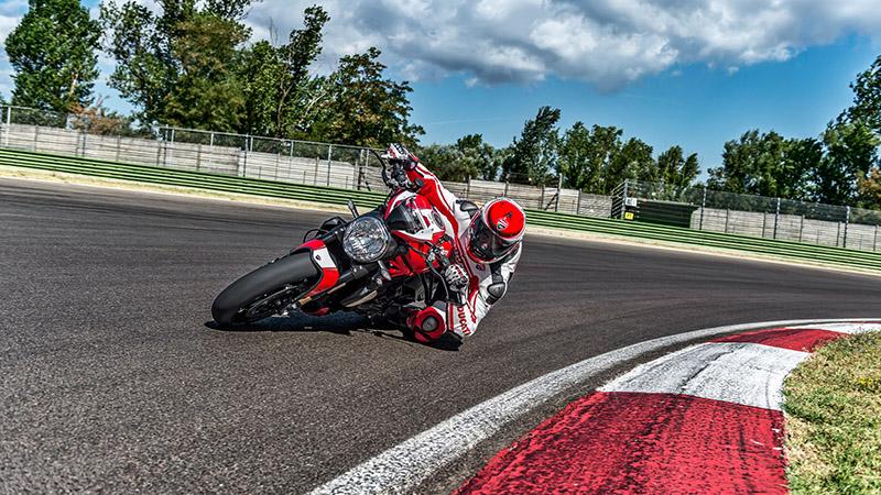2019 Ducati Monster 1200 R at Frontline Eurosports