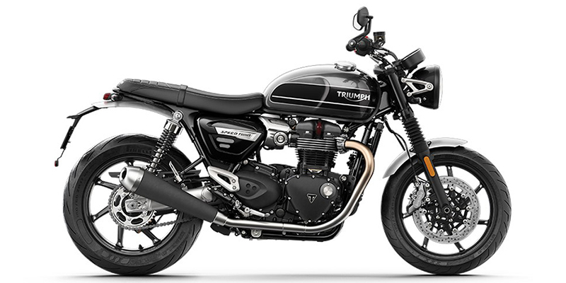 2019 Triumph Speed Twin Base at Stu's Motorcycles, Fort Myers, FL 33912