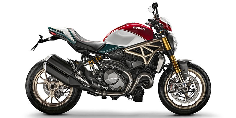 Monster 1200 25th Anniversario at Frontline Eurosports