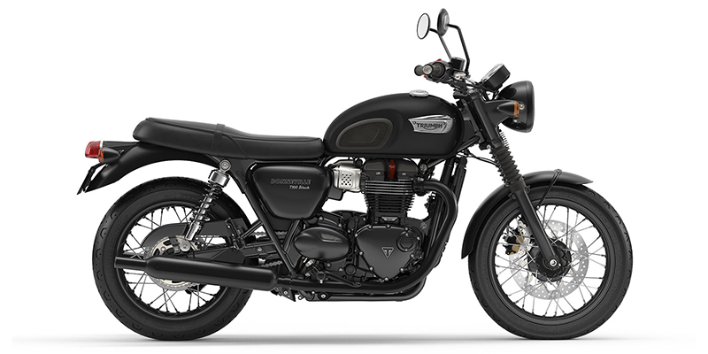 Bonneville T100 Black at Tampa Triumph, Tampa, FL 33614