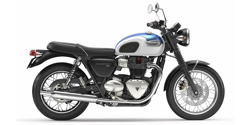 Bonneville T100 at Youngblood Powersports RV Sales and Service