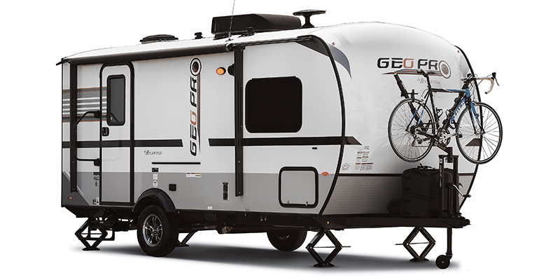 Rockwood Geo Pro G14FK at Youngblood Powersports RV Sales and Service