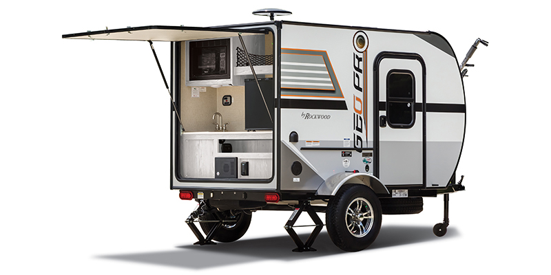 Rockwood Geo Pro G12SRK at Youngblood Powersports RV Sales and Service