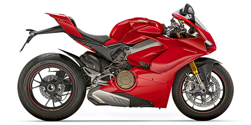 2019 Ducati Panigale V4 S at Frontline Eurosports
