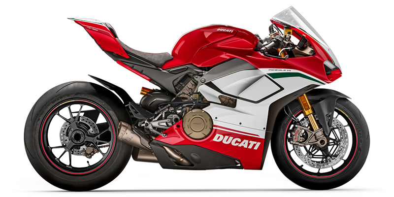 Panigale V4 Speciale at Frontline Eurosports