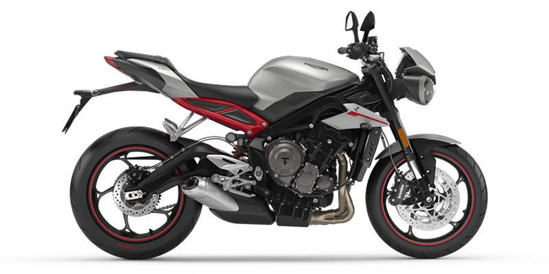 Street Triple R at Frontline Eurosports