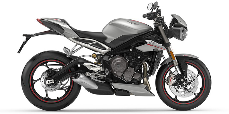 Street Triple RS at Tampa Triumph, Tampa, FL 33614