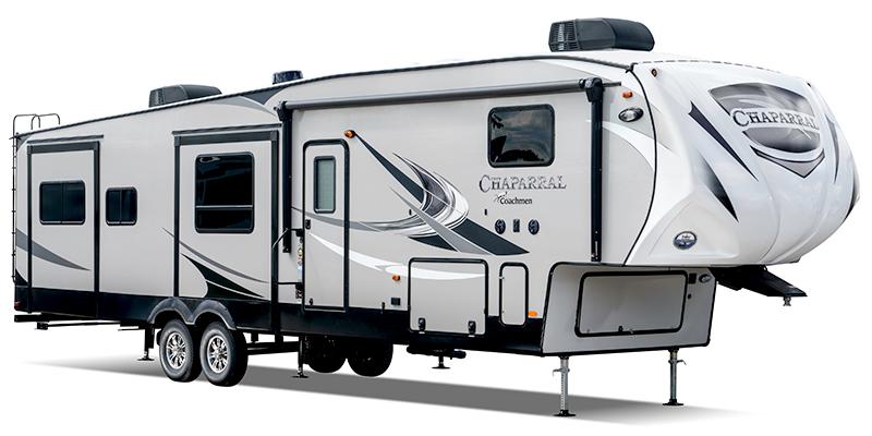 Chaparral 381RD at Campers RV Center, Shreveport, LA 71129