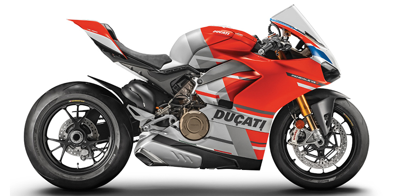 Panigale V4 S Corse at Frontline Eurosports
