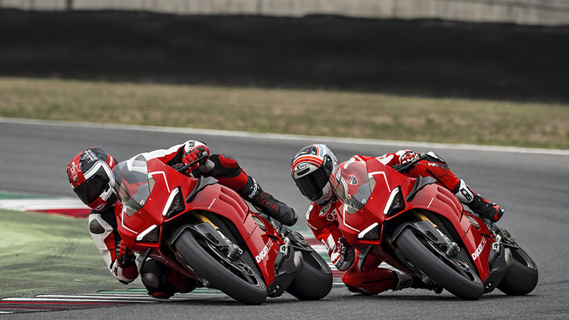 2019 Ducati Panigale V4 R at Frontline Eurosports