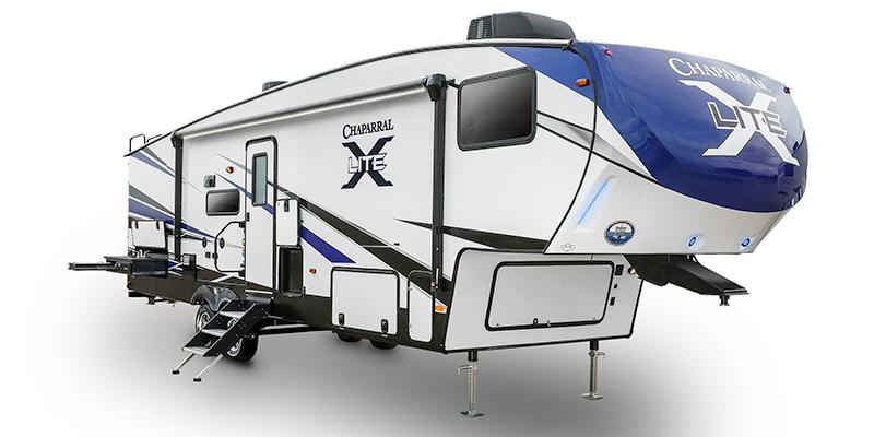 Chaparral X-Lite 285X at Campers RV Center, Shreveport, LA 71129