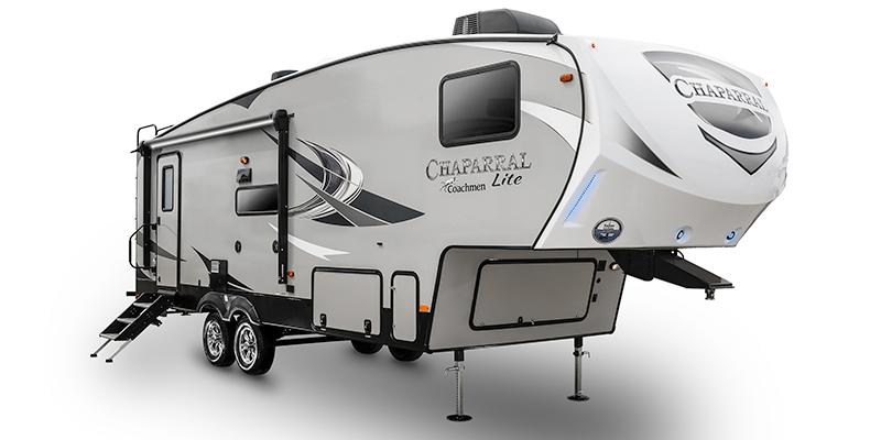 Chaparral Lite 285RLS at Campers RV Center, Shreveport, LA 71129
