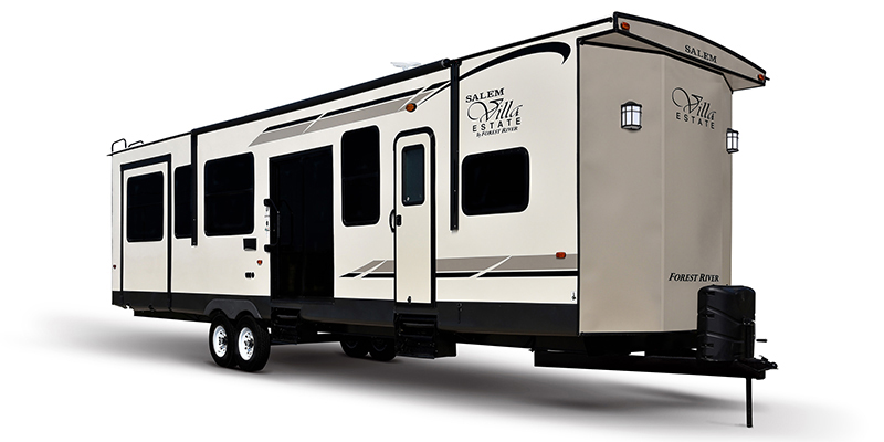 Salem Villa Classic 4002Q at Youngblood Powersports RV Sales and Service
