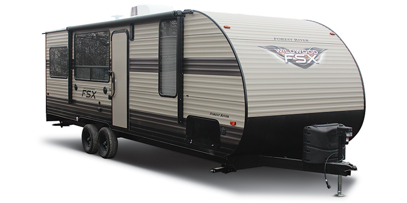 Wildwood FSX 210RT at Youngblood Powersports RV Sales and Service