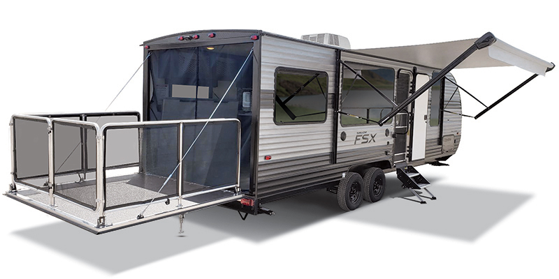 Salem FSX 210RT at Youngblood Powersports RV Sales and Service