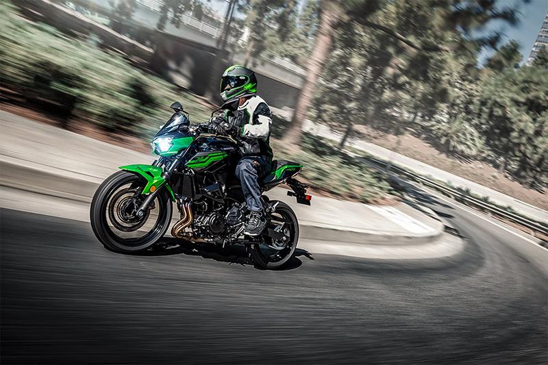 2019 Kawasaki Z400 ABS at Kawasaki Yamaha of Reno, Reno, NV 89502