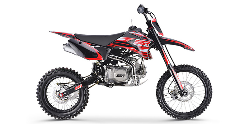 2019 SSR Motorsports TR Series SR140TR-BW at Thornton's Motorcycle - Versailles, IN