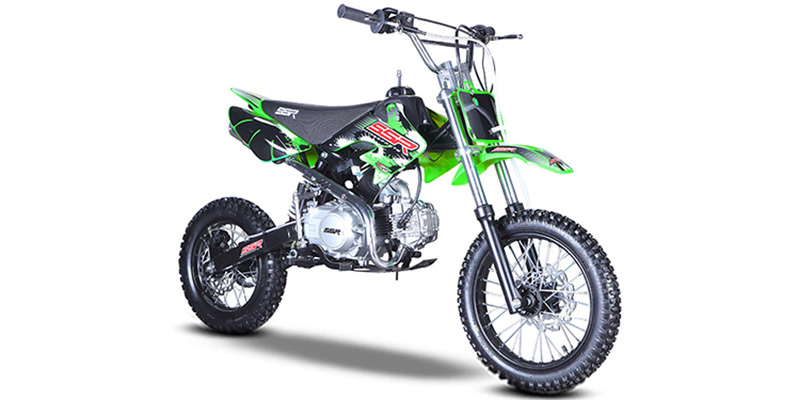 2019 SSR Motorsports SR125 Base at Sloan's Motorcycle, Murfreesboro, TN, 37129