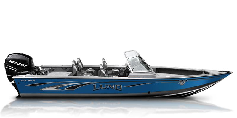2019 Lund Pro-V 2075 Sport at Pharo Marine, Waunakee, WI 53597