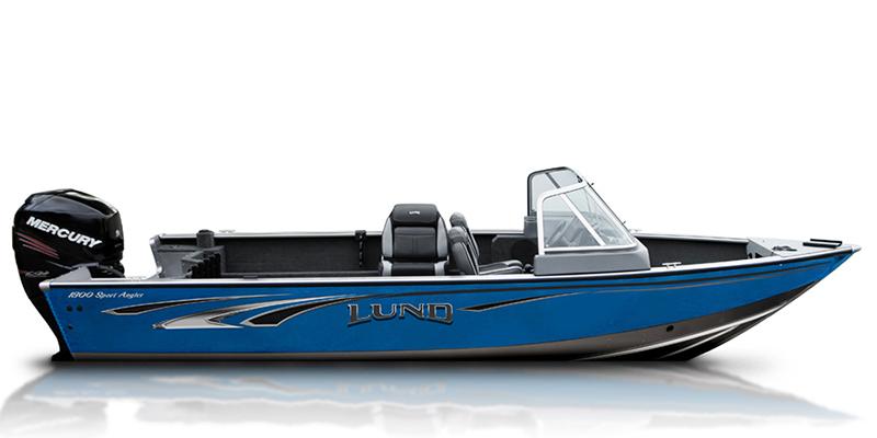 2019 Lund Sport Angler 1800 at Pharo Marine, Waunakee, WI 53597