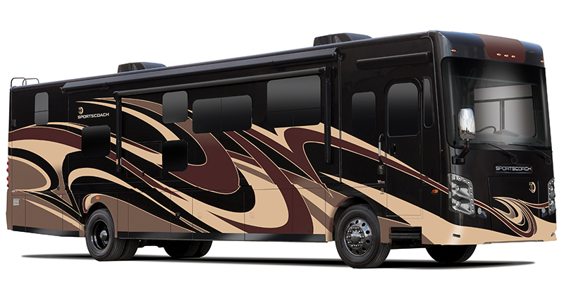 Sportscoach RD 407FW at Campers RV Center, Shreveport, LA 71129