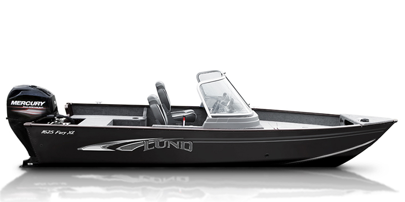 2019 Lund Fury XL 1625 Sport at Pharo Marine, Waunakee, WI 53597