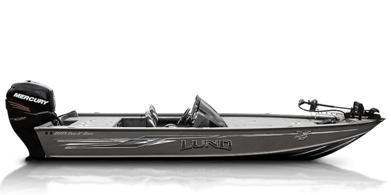 2019 Lund Pro-V Bass 2075 XS at Pharo Marine, Waunakee, WI 53597
