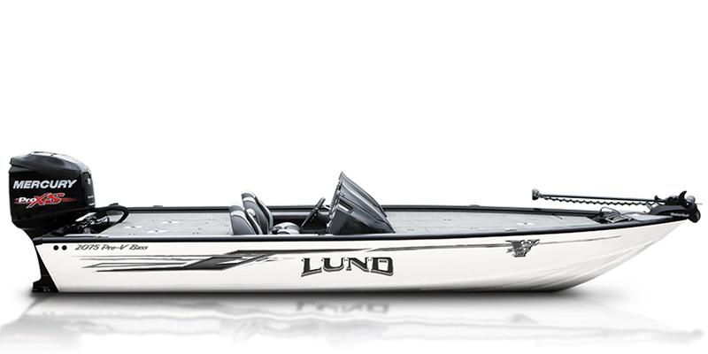 2019 Lund Pro-V Bass 2075 at Pharo Marine, Waunakee, WI 53597