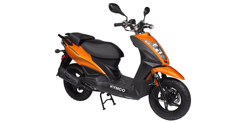 2019 KYMCO Super 8 150X at Youngblood Powersports RV Sales and Service