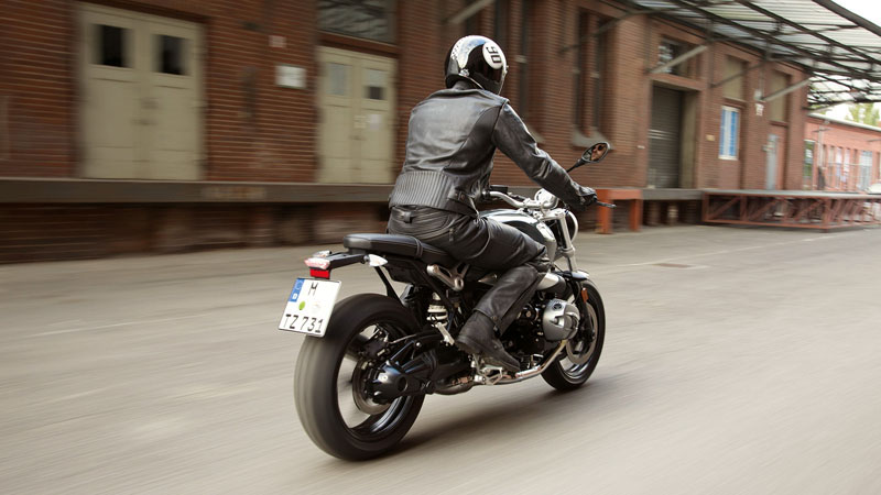 2019 BMW R nineT Pure at Frontline Eurosports