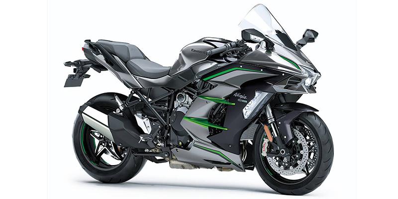 2019 Kawasaki Ninja® H2™ SX SE+ at Kawasaki Yamaha of Reno, Reno, NV 89502