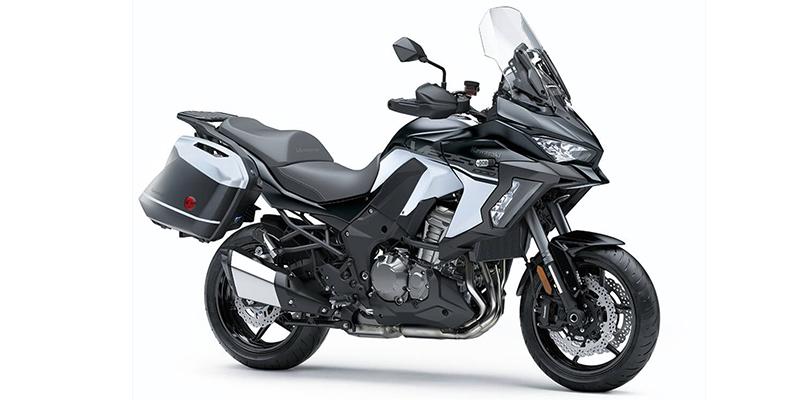 2019 Kawasaki Versys® 1000 SE LT+ at Kawasaki Yamaha of Reno, Reno, NV 89502