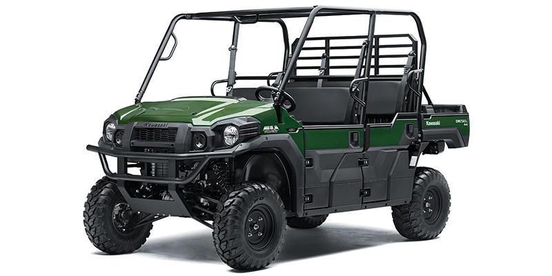2019 Kawasaki Mule™ PRO-DXT™ Diesel EPS at Kawasaki Yamaha of Reno, Reno, NV 89502